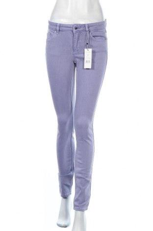 Дамски дънки Set, Размер S, Цвят Лилав, 98% памук, 2% еластан, Цена 123,00лв.