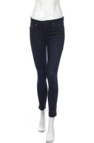 Дамски дънки Tom Tailor, Размер M, Цвят Син, 99% памук, 1% еластан, Цена 25,20лв.