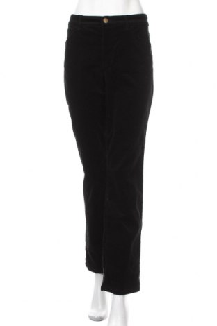 Дамски джинси Chaps, Размер XL, Цвят Черен, 98% памук, 2% еластан, Цена 12,19лв.