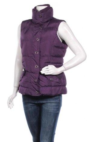 Дамски елек Authentic Clothing Company, Размер L, Цвят Лилав, 100% полиестер, Цена 13,23лв.