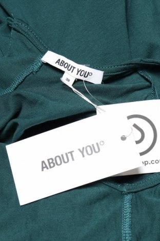 Дамски гащеризон About You, Размер M, Цвят Зелен, Цена 15,68лв.