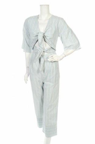 Γυναικεία σαλοπέτα Edited, Μέγεθος XS, Χρώμα Μπλέ, Βαμβάκι, Τιμή 14,85€