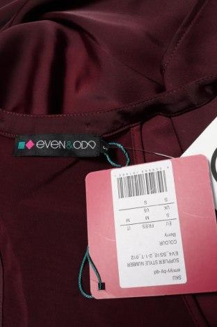 Дамски гащеризон Even&Odd, Размер S, Цвят Червен, 96% полиестер, 4% еластан, Цена 28,00лв.