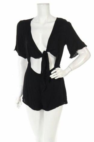 Γυναικεία σαλοπέτα Missguided, Μέγεθος S, Χρώμα Μαύρο, 80% πολυεστέρας, 20% βαμβάκι, Τιμή 10,39€