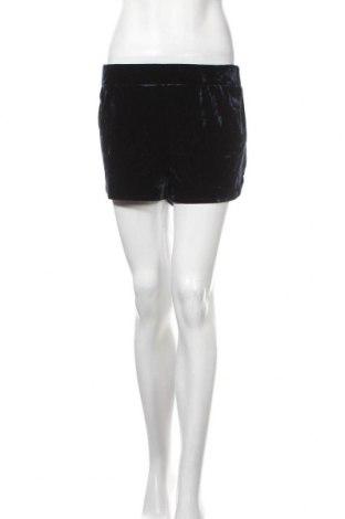 Γυναικείο κοντό παντελόνι Mtwtfss Weekday, Μέγεθος XS, Χρώμα Μπλέ, 93% πολυεστέρας, 7% ελαστάνη, Τιμή 3,86€