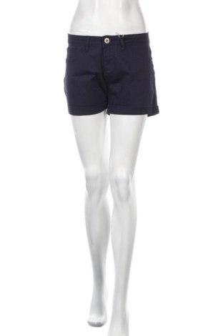 Дамски къс панталон My Hailys, Размер L, Цвят Син, 98% памук, 2% еластан, Цена 8,45лв.