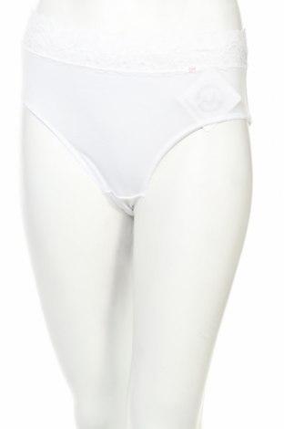 Дамски комплект Dim, Размер XL, Цвят Бял, 94% памук, 6% еластан, Цена 20,80лв.