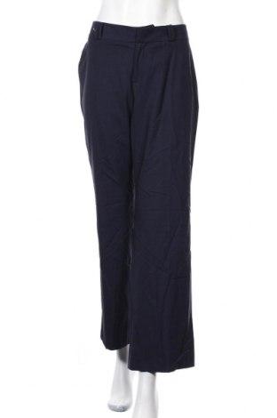 Γυναικείο παντελόνι Banana Republic, Μέγεθος M, Χρώμα Μπλέ, 95% μαλλί, 5% ελαστάνη, Τιμή 7,82€