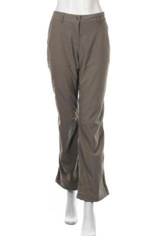 Дамски панталон Mountain Equipment, Размер M, Цвят Зелен, 51% полиестер, 49% полиамид, Цена 25,94лв.