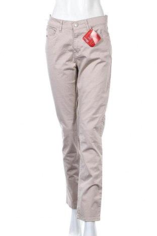 Дамски панталон Stooker, Размер M, Цвят Бежов, 98% памук, 2% еластан, Цена 26,78лв.