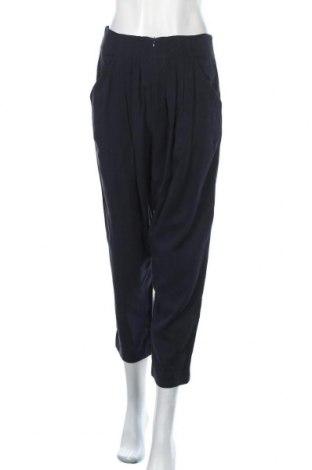 Дамски панталон Zara, Размер S, Цвят Син, Цена 29,40лв.