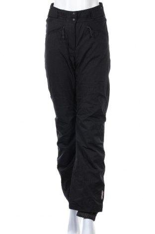 Дамски панталон за зимни спортове Eider, Размер XS, Цвят Черен, 100% полиестер, Цена 82,95лв.