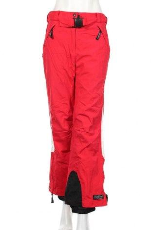 Дамски панталон за зимни спортове Killtec, Размер S, Цвят Червен, Полиамид, Цена 47,09лв.