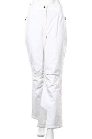 Дамски панталон за зимни спортове Maier Sports, Размер XL, Цвят Бял, Полиестер, Цена 151,83лв.