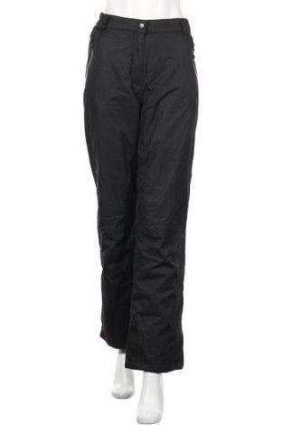 Дамски панталон за зимни спортове Maier Sports, Размер L, Цвят Черен, Полиестер, Цена 42,63лв.