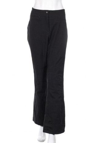 Дамски панталон за зимни спортове Maier Sports, Размер XL, Цвят Черен, 98% полиестер, 2% еластан, Цена 41,16лв.