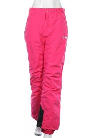 Дамски панталон за зимни спортове Nevica, Размер M, Цвят Розов, Полиестер, Цена 106,47лв.