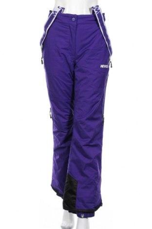 Дамски панталон за зимни спортове Nevica, Размер M, Цвят Лилав, Полиестер, Цена 41,90лв.