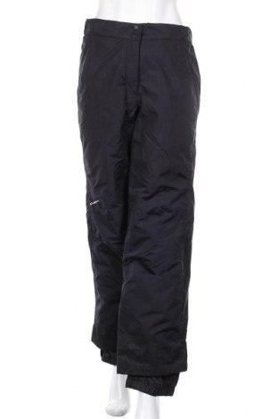 Дамски панталон за зимни спортове Quechua, Размер M, Цвят Черен, Полиестер, Цена 51,45лв.