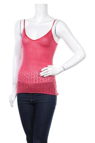 Γυναικείο αμάνικο μπλουζάκι Day Birger Et Mikkelsen, Μέγεθος M, Χρώμα Κόκκινο, 45% μοχαίρ, 40% πολυαμίδη, 15%ακρυλικό, Τιμή 4,05€