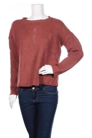 Дамски пуловер Anko, Размер M, Цвят Кафяв, 95% акрил, 5% полиестер, Цена 9,93лв.
