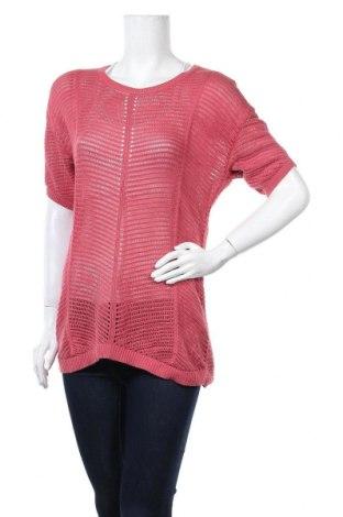 Γυναικείο πουλόβερ Blue Motion, Μέγεθος L, Χρώμα Ρόζ , 60% βαμβάκι, 40% βισκόζη, Τιμή 4,73€
