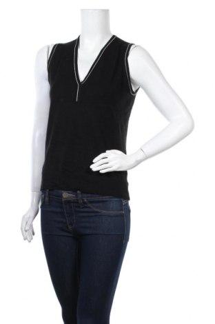 Дамски пуловер Brax Golf, Размер M, Цвят Черен, 75% вискоза, 25% еластан, Цена 17,16лв.