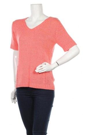 Дамски пуловер Canda, Размер M, Цвят Розов, Цена 6,83лв.