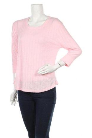 Пижама Clothing & Co, Размер XXL, Цвят Розов, 59% памук, 41% полиестер, Цена 20,46лв.