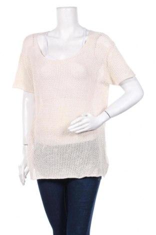 Дамски пуловер Tom Tailor, Размер L, Цвят Бежов, Цена 36,96лв.