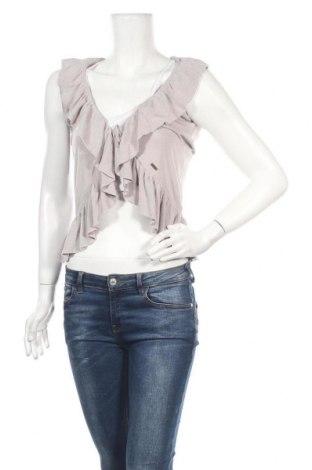 Дамски пуловер Tom Tailor, Размер M, Цвят Сив, 60% памук, 40% вискоза, Цена 7,73лв.