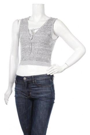 Дамски пуловер Urban Heritage, Размер M, Цвят Сив, Цена 5,78лв.