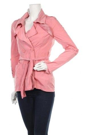 Дамски шлифер Cristina Gavioli, Размер S, Цвят Розов, 100% полиамид, Цена 20,08лв.