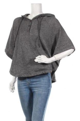 Дамски суичър Ac, Размер S, Цвят Сив, 80% памук, 20% полиестер, Цена 9,98лв.