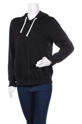 Дамски суичър Active&Co, Размер M, Цвят Черен, Полиестер, памук, Цена 15,12лв.