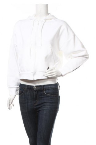 Дамски суичър Adidas, Размер XS, Цвят Бял, Цена 73,50лв.