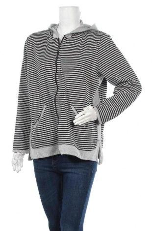 Дамски суичър Bexleys, Размер XL, Цвят Сив, 50% памук, 50% полиестер, Цена 14,96лв.