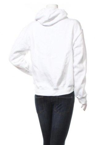 Дамски суичър Boohoo, Размер L, Цвят Бял, 65% полиестер, 35% памук, Цена 24,05лв.