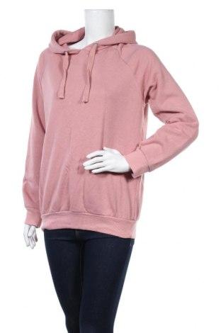 Дамски суичър Gina Tricot, Размер M, Цвят Розов, 69% памук, 31% полиестер, Цена 19,32лв.