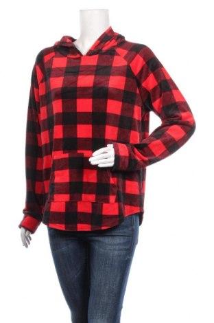 Дамски суичър No Boundaries, Размер XL, Цвят Черен, 93% полиестер, 7% еластан, Цена 16,54лв.