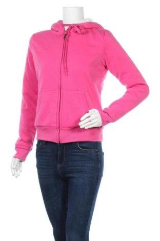 Дамски суичър Sp, Размер M, Цвят Розов, Полиестер, Цена 20,58лв.