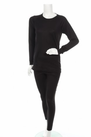 Дамско бельо Maier Sports, Размер XL, Цвят Черен, Полиестер, Цена 164,25лв.