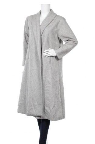 Дамско палто, Размер M, Цвят Сив, Цена 53,55лв.