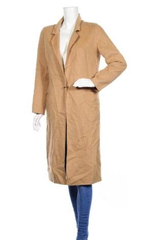 Дамско палто, Размер S, Цвят Кафяв, Цена 20,58лв.