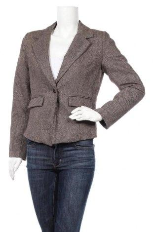 Дамско сако Authentic Clothing Company, Размер S, Цвят Бежов, 80% полиестер, 20% вълна, Цена 13,65лв.