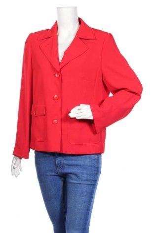 Дамско сако Betty Barclay, Размер L, Цвят Червен, Полиестер, Цена 31,50лв.