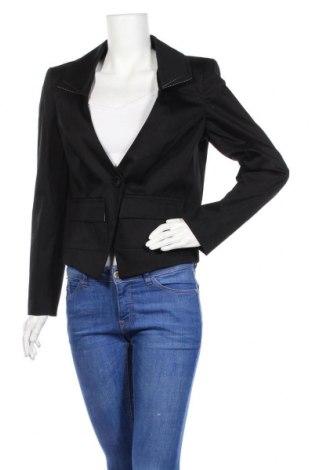 Дамско сако Heine, Размер L, Цвят Черен, 97% памук, 3% еластан, Цена 10,50лв.