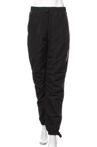 Дамско спортно долнище Craft, Размер XL, Цвят Черен, Полиестер, Цена 16,80лв.