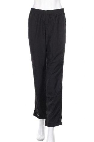 Дамско спортно долнище Frank Shorter, Размер M, Цвят Черен, Полиестер, Цена 25,20лв.