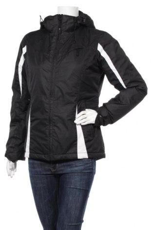 Дамско яке за зимни спортове Janina, Размер S, Цвят Черен, Полиестер, Цена 39,69лв.